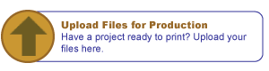 Upload files for production.